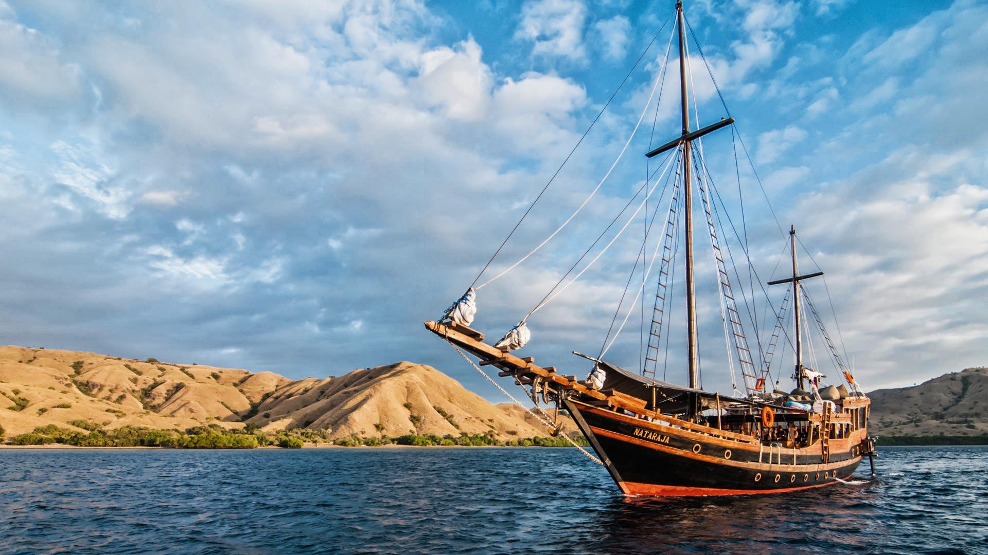 Indonesia cruise